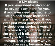 Love My Sister Quotes Adorable I Love My Sister Quotes Pictures Photos Images And Pics For