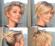 Short Hairstyles Pictures, Photos, Images, and Pics for Facebook ...