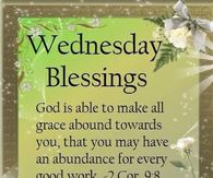 Wednesday Blessings Quotes Pictures Photos Images And Pics For