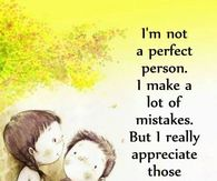 Im Not Perfect Quotes Pictures Photos Images And Pics For