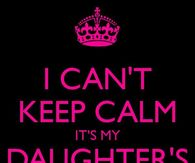 Its My Daughters Birthday