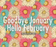 Goodbye January Hello February Pictures, Photos, Images ...