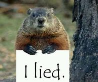235796 Groundhog Phil Lied groundhog day quotes pictures, photos, images, and pics for,Funny Groundhog Meme