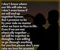 I Promise Quotes Entrancing Love Quotes For Your Girlfriend Pictures Photos Images And Pics