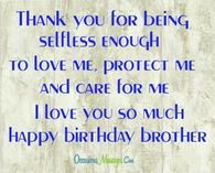 Happy Birthday Quotes For Brother Pictures Photos Images And Pics
