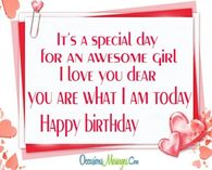 Peachy Happy Birthday Girlfriend Quotes Pictures Photos Images And Funny Birthday Cards Online Alyptdamsfinfo