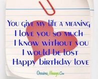 Happy Birthday Quotes For Girlfriend Pictures Photos Images And