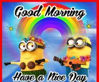 Minion Good Morning Quotes Pictures, Photos, Images, and