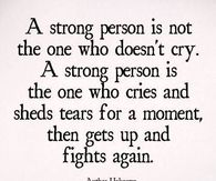 Image result for be strong quotes