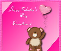 dreamer - Happy Valentines Day Sweetheart
