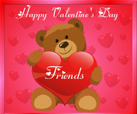 Happy Valentine's Day Friends