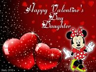 Happy Valentine's Day Daughter