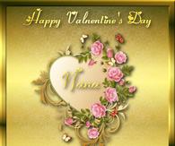 Happy Valentine's Day Nana