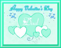 Happy Valentine's Day Dad