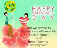 Happy Valentines Day Our Love Will Never Die