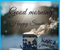 Image result for good morning sunday winter