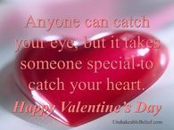 Happy Valentines Day You Are Special