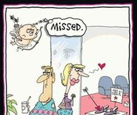 Cupid Missed