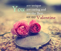 You Are My Valentines