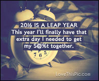 Leap Year Quotes Pictures, Photos, Images, and Pics for ...
