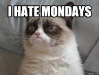 I Hate Monday Images Monday Meme Pic...