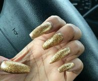 Glitter Nails Pictures Photos Images And Pics For Facebook