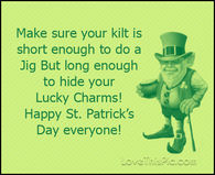 Funny St Patricks Day Quotes Pictures, Photos, Images, and Pics for  Facebook, Tumblr, Pinterest, and Twitter