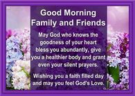 Good Morning Quotes For Family Pictures Photos Images And Pics