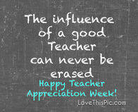 Teacher Appreciation Week Pictures, Photos, Images, and Pics for