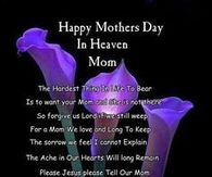 Rip Mothers Day Quotes Pictures, Photos, Images, and Pics for