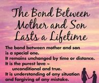 Mothers Day Quotes For Son Pictures, Photos, Images, and Pics for