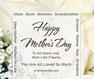 Mothers day greetings pictures photos images and pics for happy mothers day to all moms and mom like figures m4hsunfo