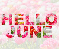 Hello June Pictures Photos Images And Pics For Facebook Tumblr