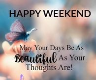 Happy Weekend Quotes Pictures Photos Images And Pics For Facebook