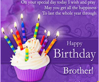 Happy Birthday Brother Quotes Pictures Photos Images And Pics For