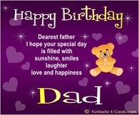 Happy Birthday Dad Pictures Photos Images And Pics For Facebook
