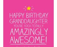 Happy Birthday Granddaughter Quotes Pictures Photos Images And