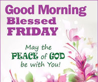 Good Morning Christian Quotes Amazing Religious Friday Quotes Pictures Photos Images And Pics For