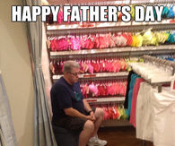 Fathers day in the ghetto