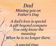 Fathers Day In Heaven Quotes Pictures Photos Images And Pics For