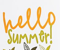 Hello Summer Quotes Pictures Photos Images And Pics For Facebook