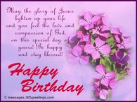 Religious Happy Birthday Quotes Pictures Photos Images And Pics For Facebook Tumblr Pinterest And Twitter