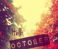 Hello October Pictures Photos Images And Pics For Facebook