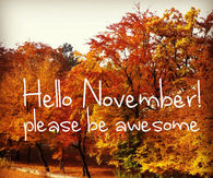 Welcome November Pictures, Photos, Images, And Pics For Facebook, Tumblr,  Pin