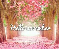 Hello November Quotes Pictures Photos Images And Pics For