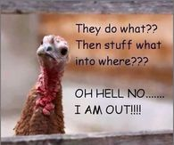288192 They Do What Then Stuff What Into Where Oh Hell No... I Am Out  - Free funny thanksgiving photos