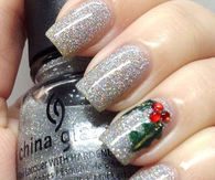 Christmas Nail Designs Pictures Photos Images And Pics For