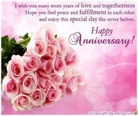 Happy anniversary pictures photos images and pics for facebook happy anniversary voltagebd Choice Image