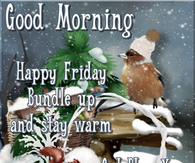 Good Morning Happy Friday Pictures Photos Images And Pics For