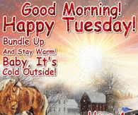 Winter Tuesday Quotes Pictures Photos Images And Pics For